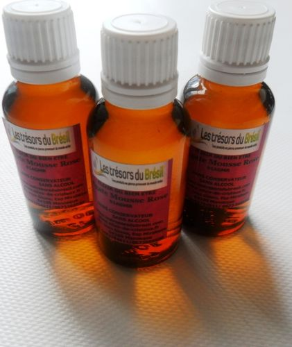 Elixir - Calcedoine rose
