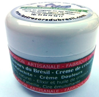 Creme de malachite 50ml