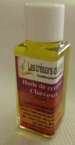 Huile - Cheveux 15ml